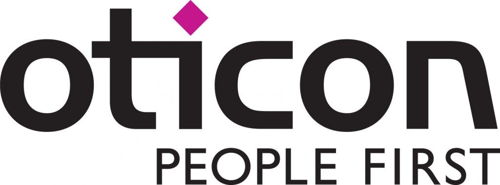 Oticon Logo - Large