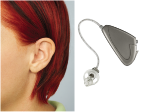 RIC hearing aid sonoma county
