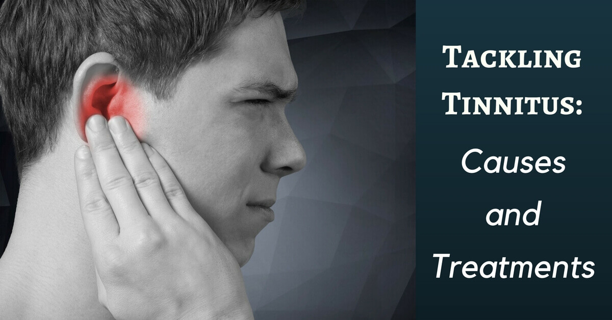 Tackling Tinnitus: Causes & Treatments | Kenwood Hearing Centers