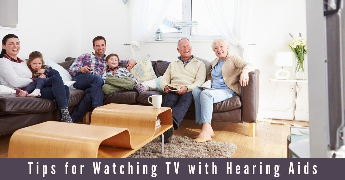 Tips for Watching TV with Hearing Aids
